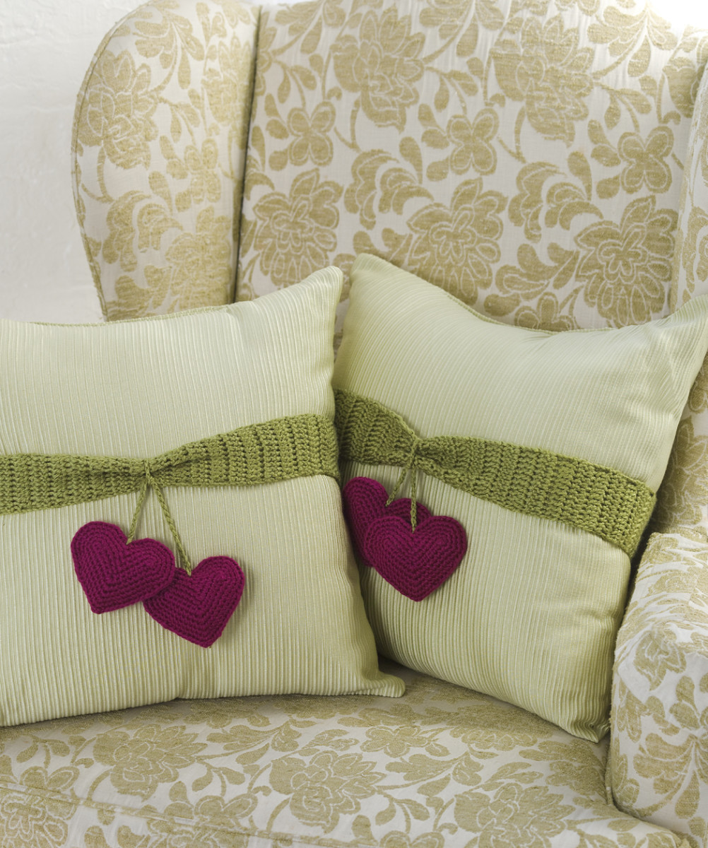 Heart to Heart Pillow