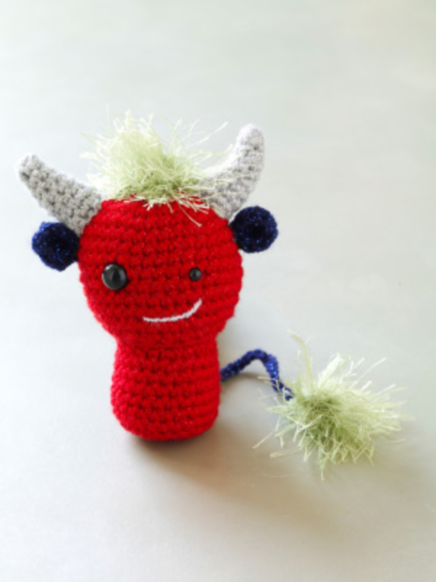 Cute Horned Monster