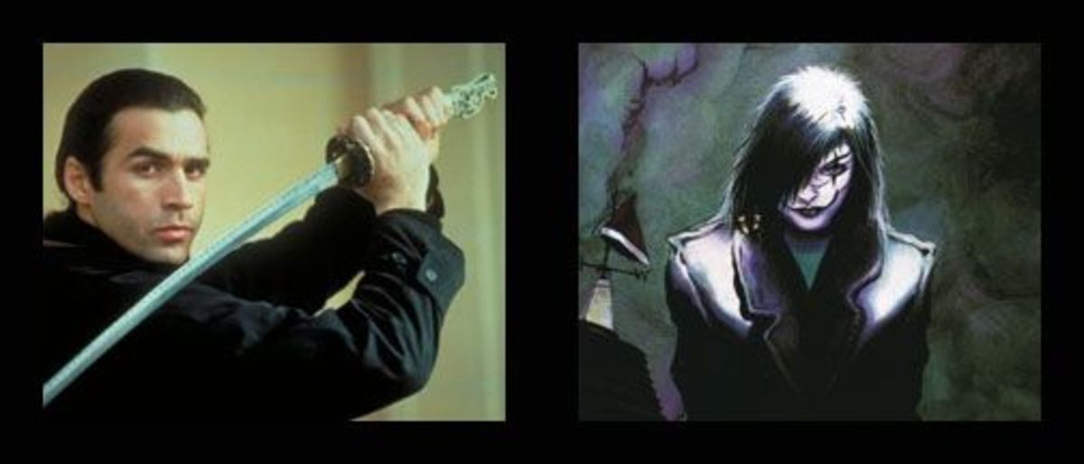 highlander-vs-the-crow
