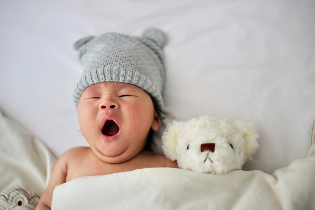 Newborn babies have more brown fat than adults, which helps them to stay warm.