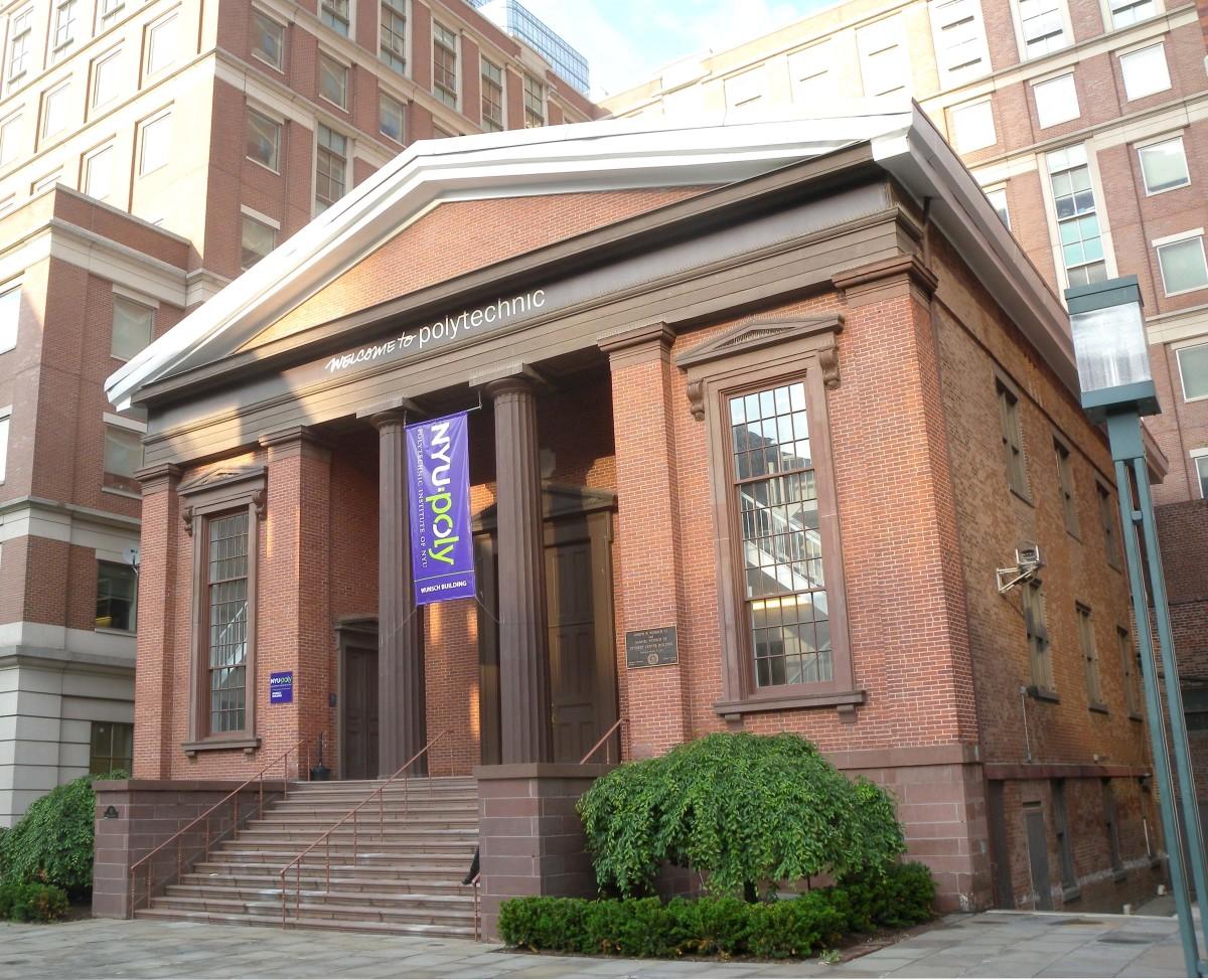 First Free Congregational Church, later Bridge Street AWME