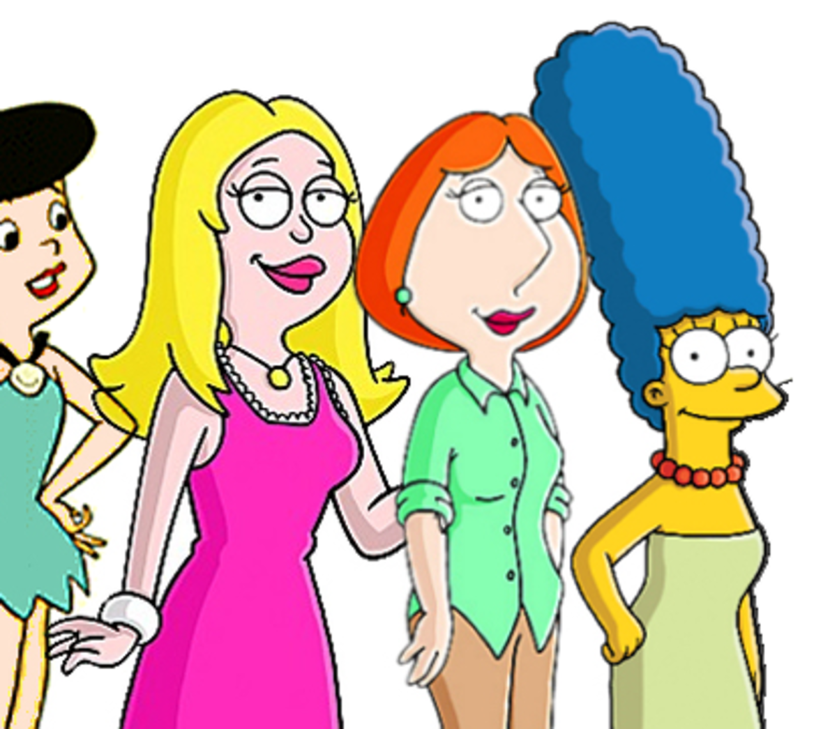 The 9 Most Popular Women in Cartoons (And Their Husbands)