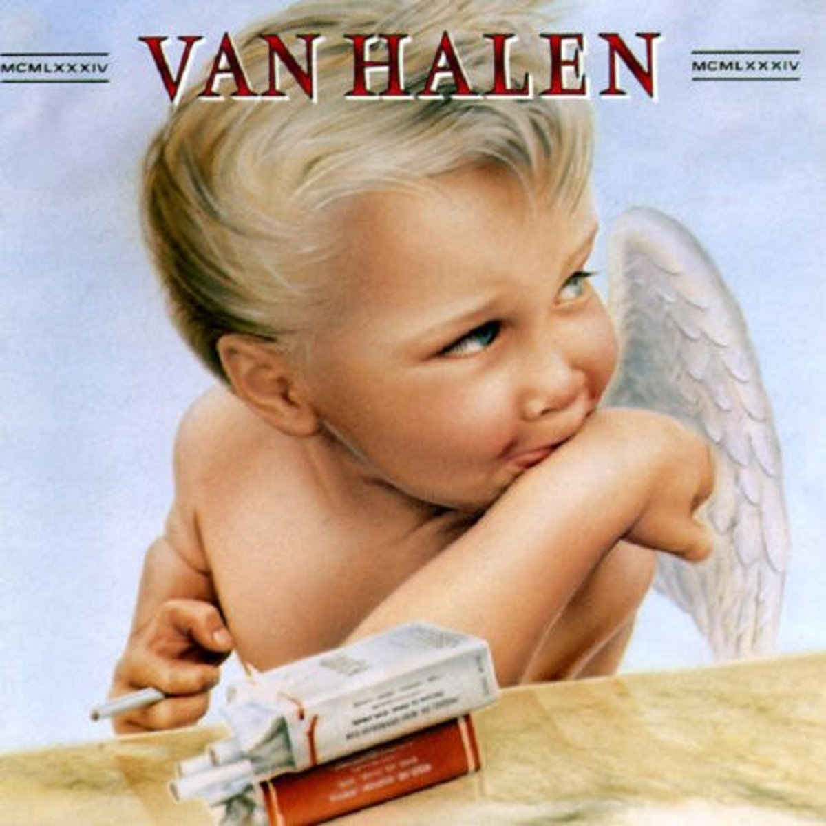 25 More Great Classic Rock, Hard Rock and Heavy Metal Album Covers