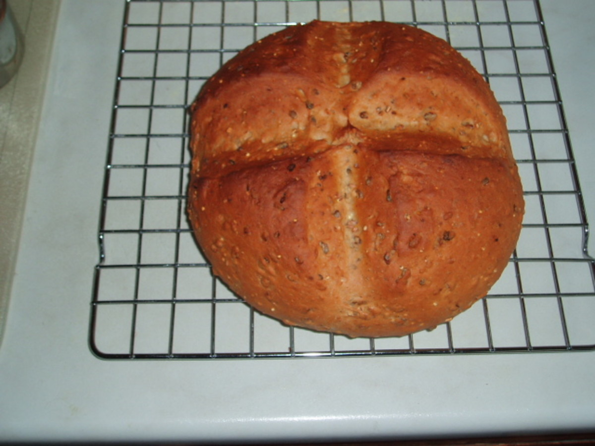 Breakfast Bread