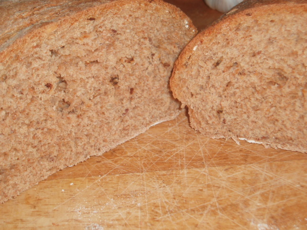 Wholewheat with added grains