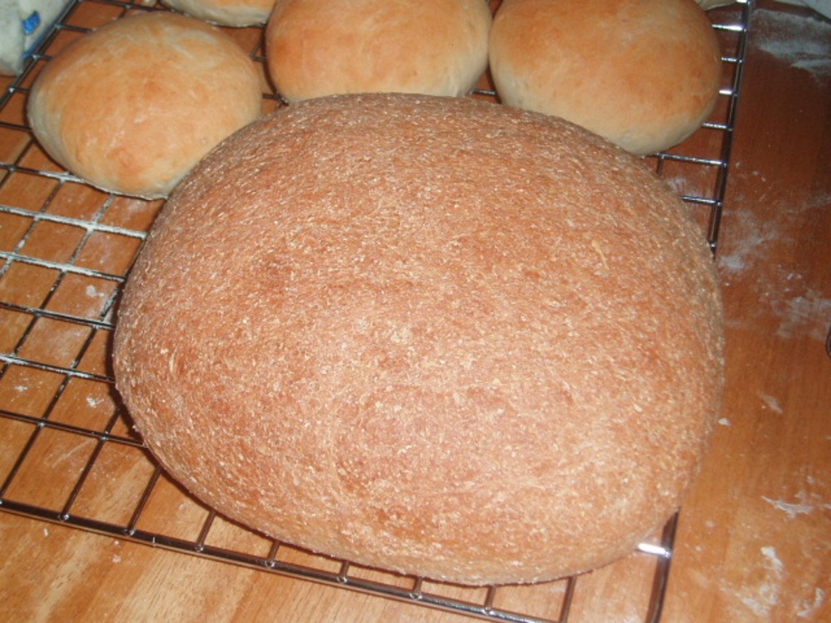 Wholemeal recipe now added see below