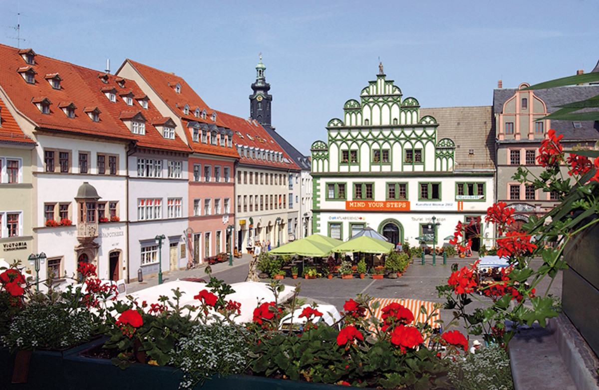 Great Tourist Attractions In Germany