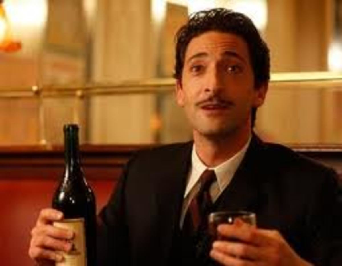 Adrian Brody as Salvador Dali