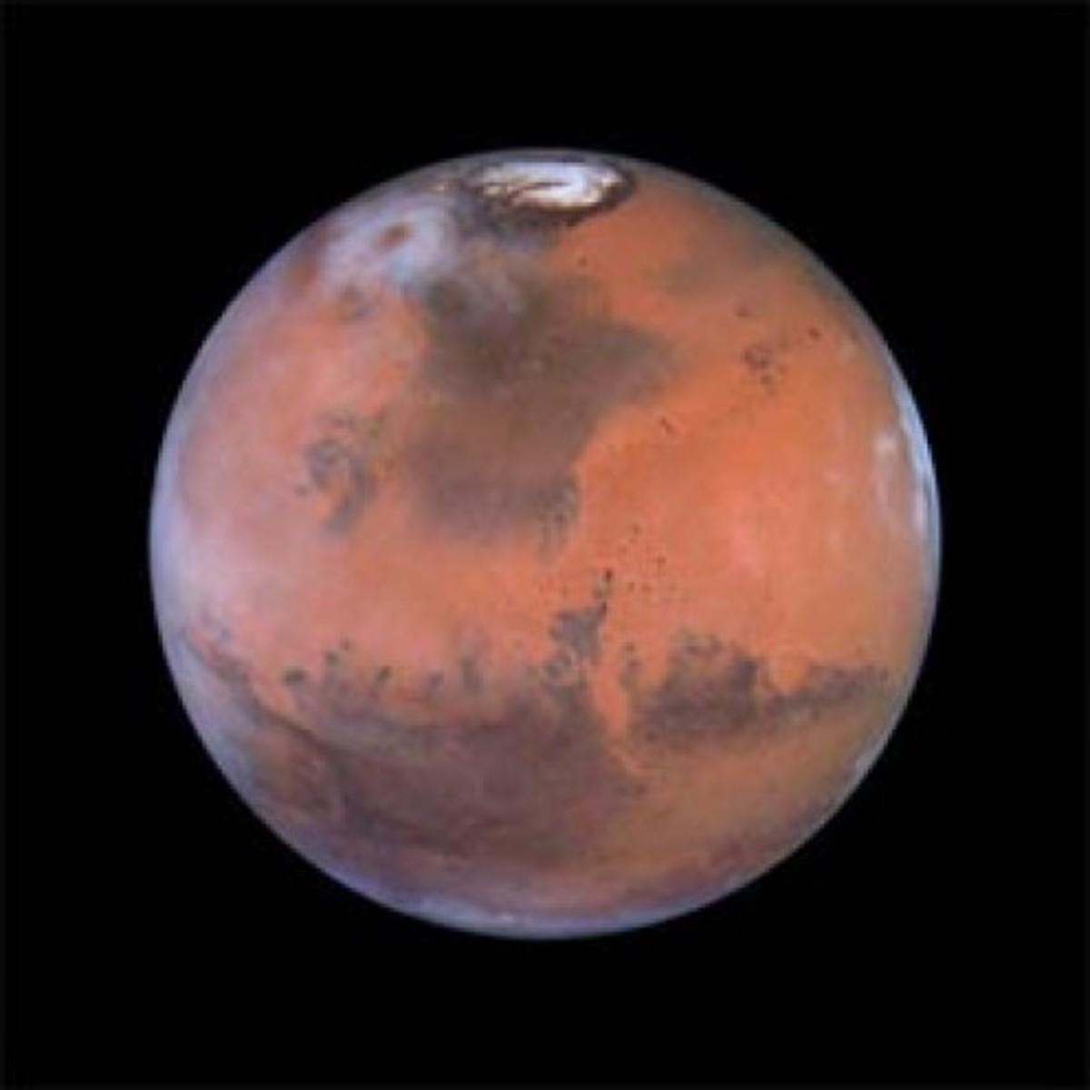Google Earth Mars