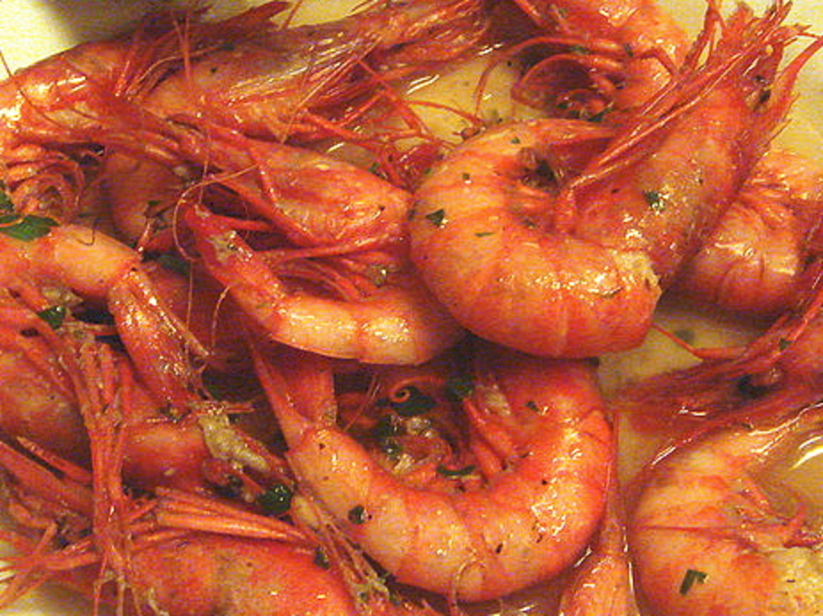 Quick and Best Ways to Cook Prawns - Recipes for Pan Fried, Grilled and Boiled Prawns