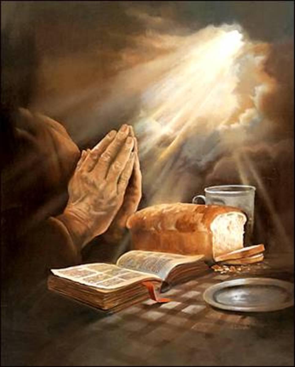 Morning Prayer - Ton Serviteur Mon Dieu