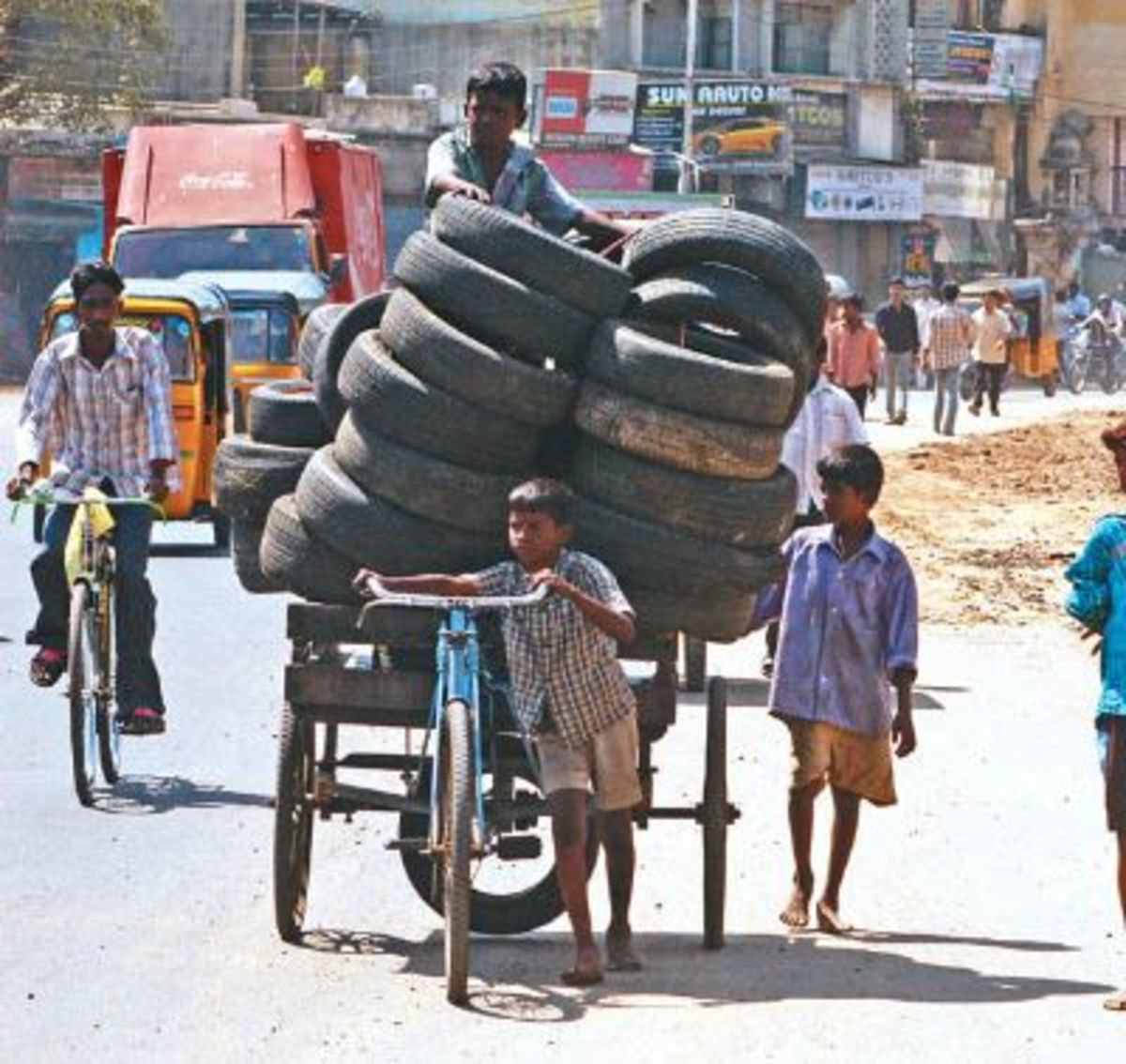 child labour in punjabi