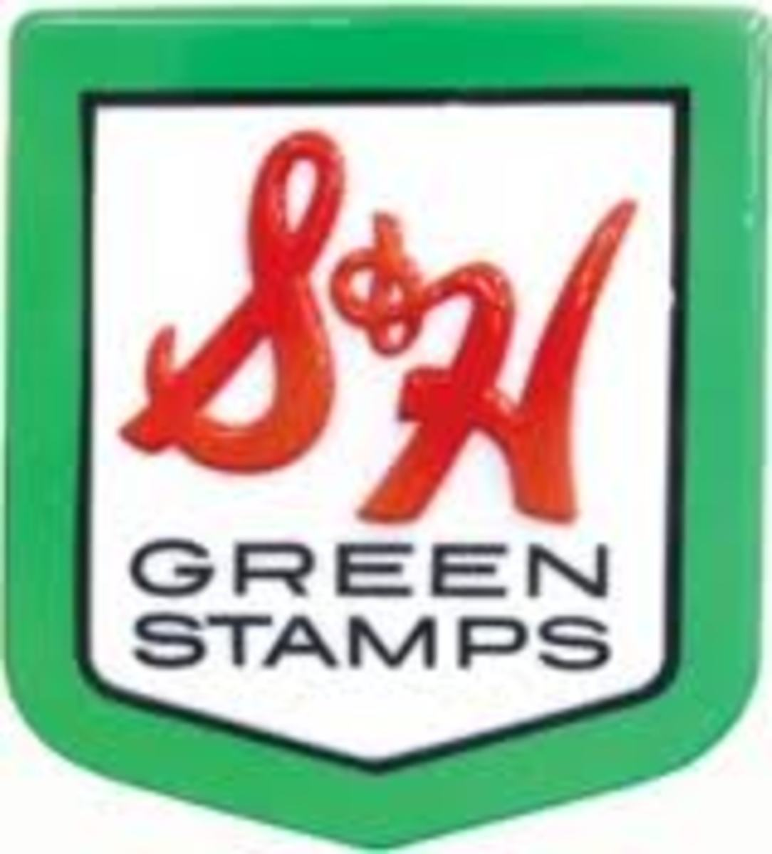 Back when Stamps were Green....I Don't Mean Eco-Friendly! Collecting S&H Green Stamps