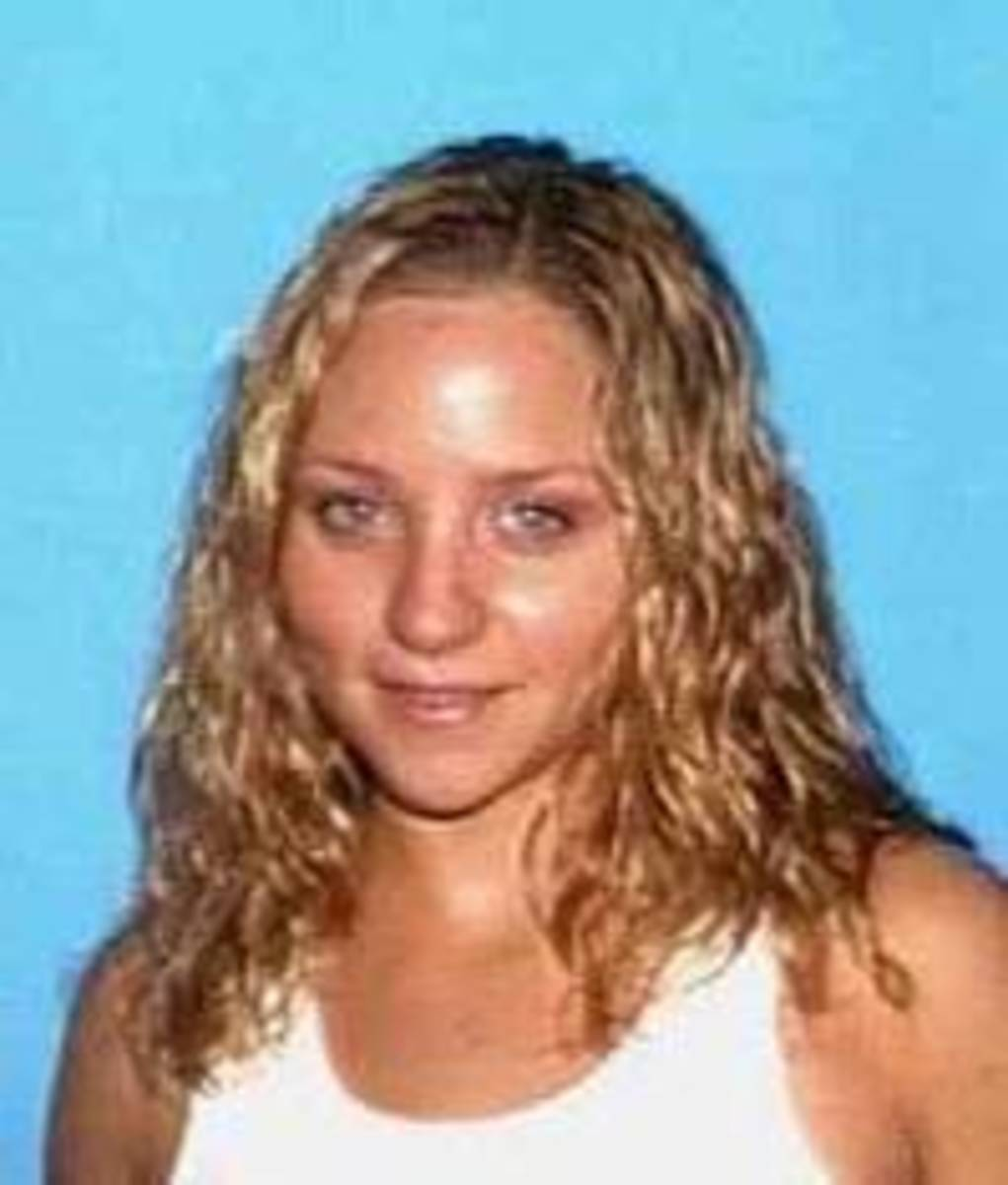 Monica Christine McCarrick -- Source: Fairfield Police  http://blogs.sfweekly.com