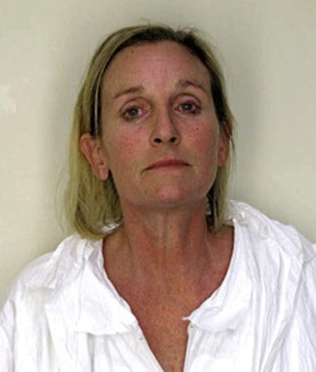 Julie Schenecker -- Source: Hillsborough County Jail / AP Photo