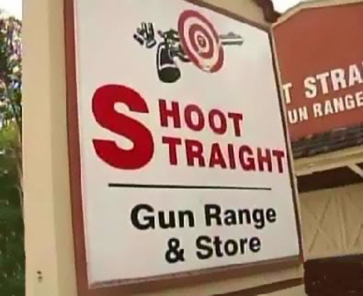 The Shooting Range Where This Incident Took Place -- Actual Video Surveillance Photos Are Too Graphic -- Source: Photobucket