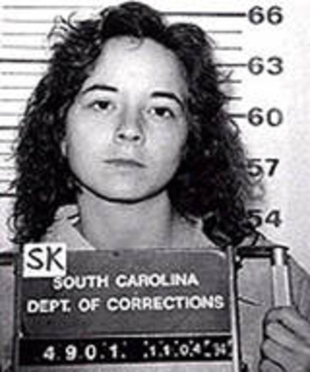 Susan Smith -- Source: 1994 Mugshot