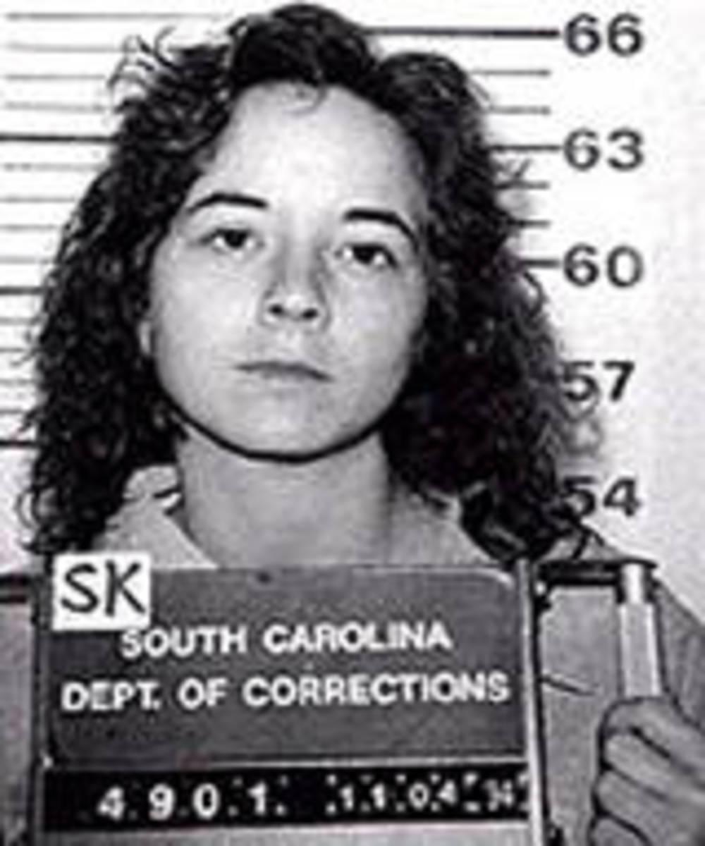 Susan Smith -- Source: 1994 Mugshot