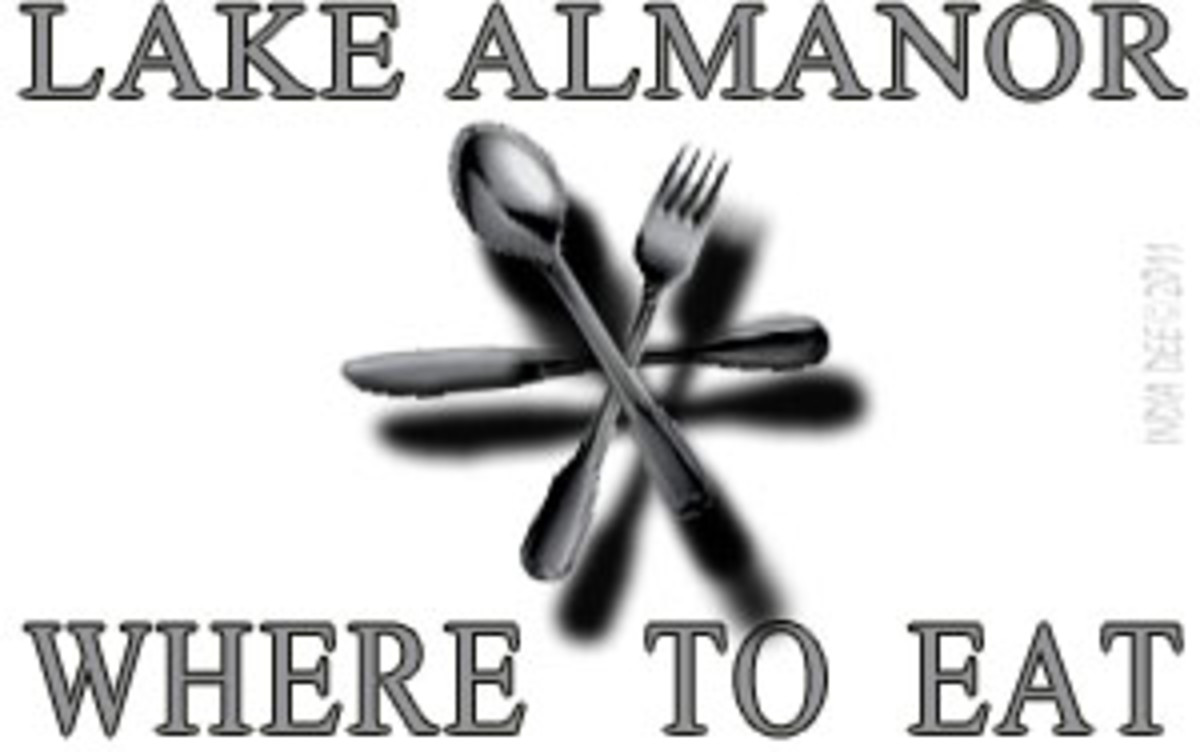 Where to eat in Lake Almanor is easy when you follow these good-eats recommendations!