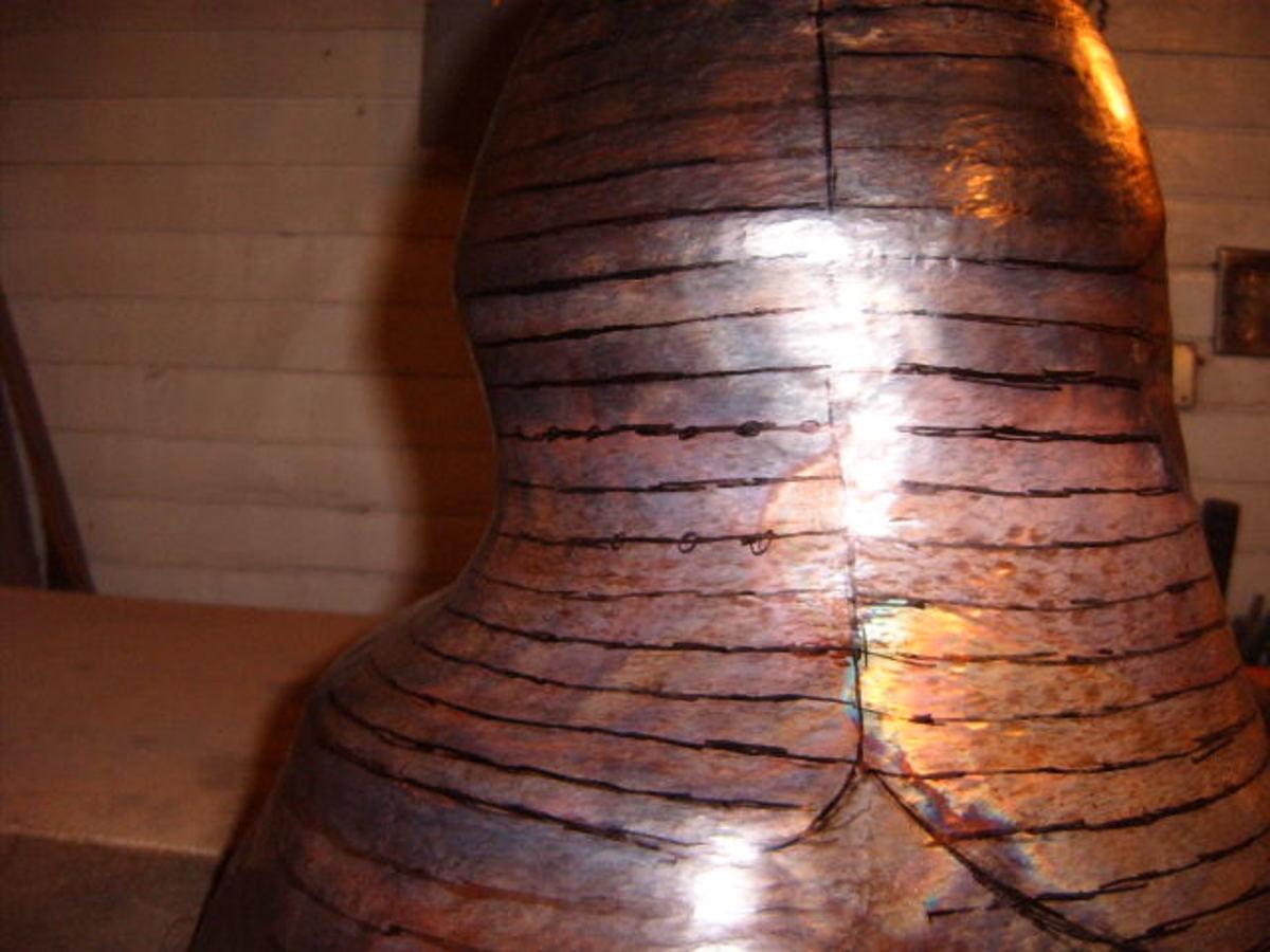 forging-a-one-piece-bronze-corinthian-helmet