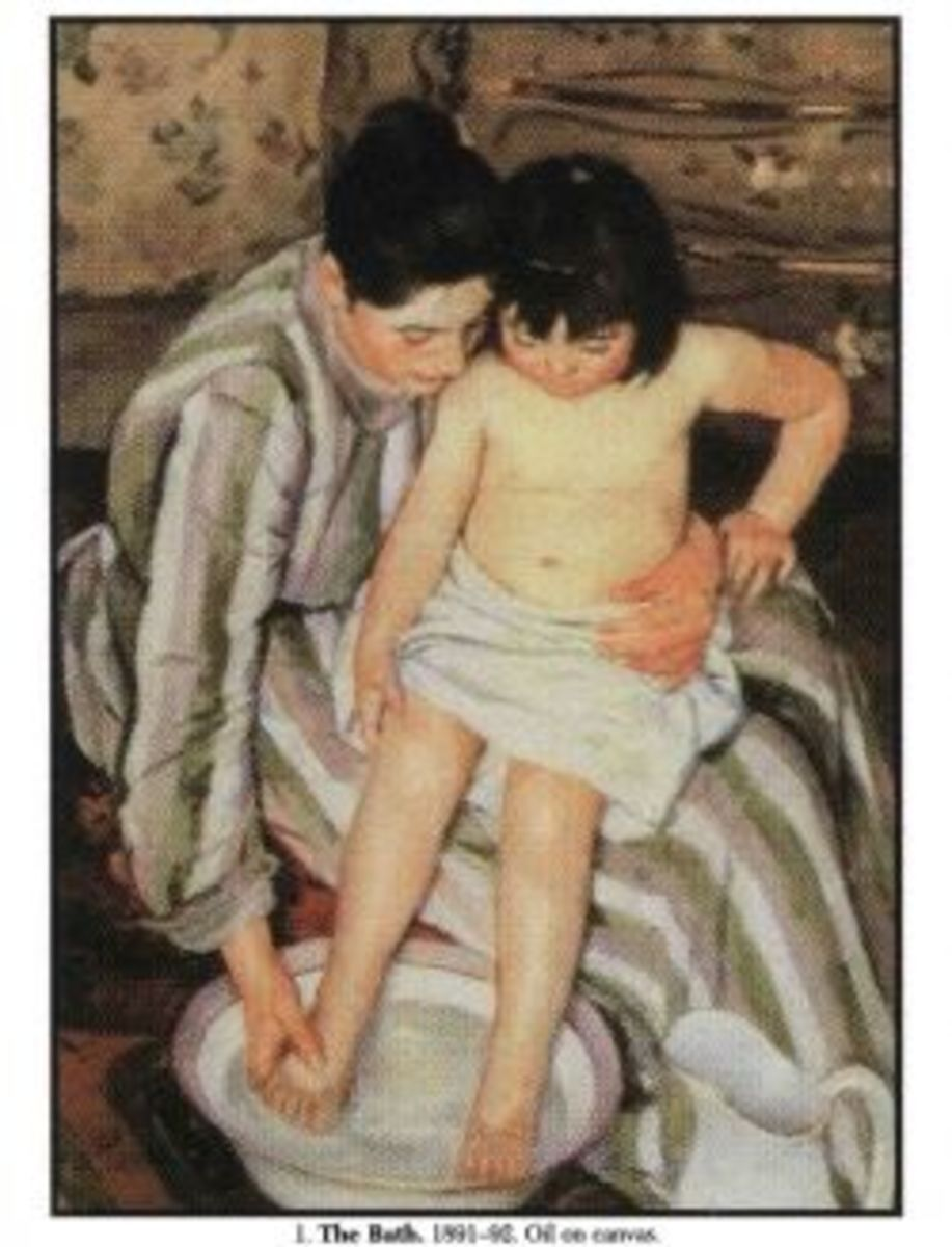 Cassatt Artist Study