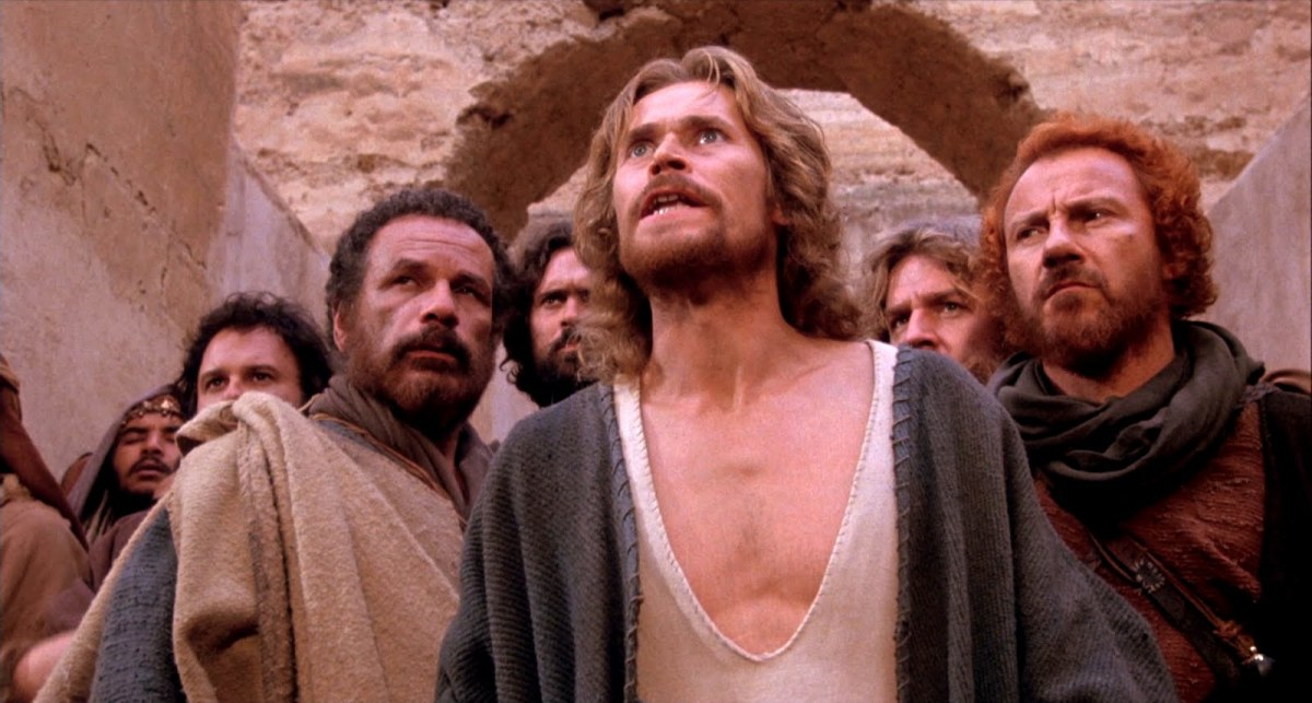 "Scene from ""The Last Temptation of Christ"""