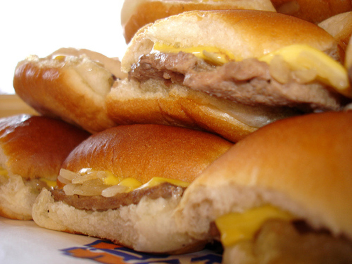 White Castle hamburger recipe
