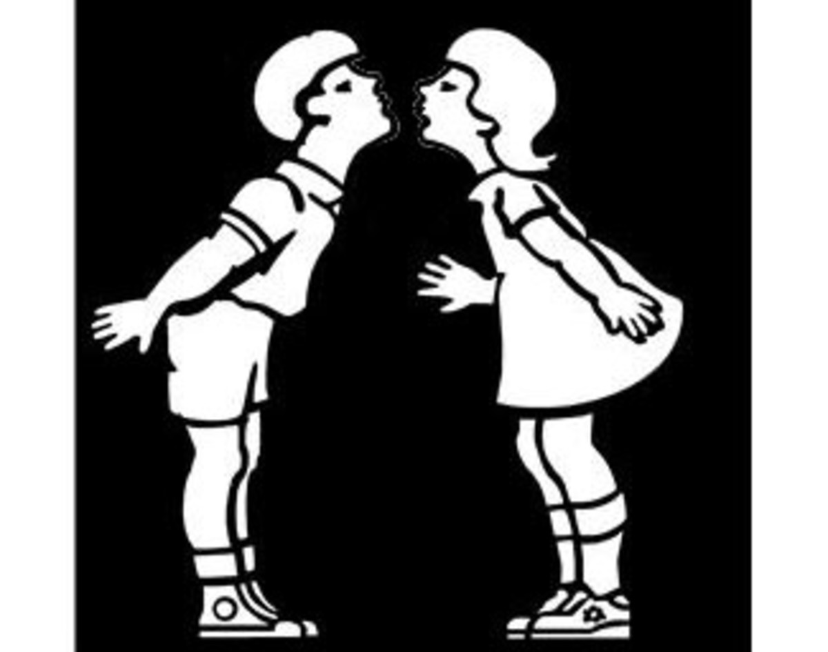 Avoid kissing if you have an active outbreak!