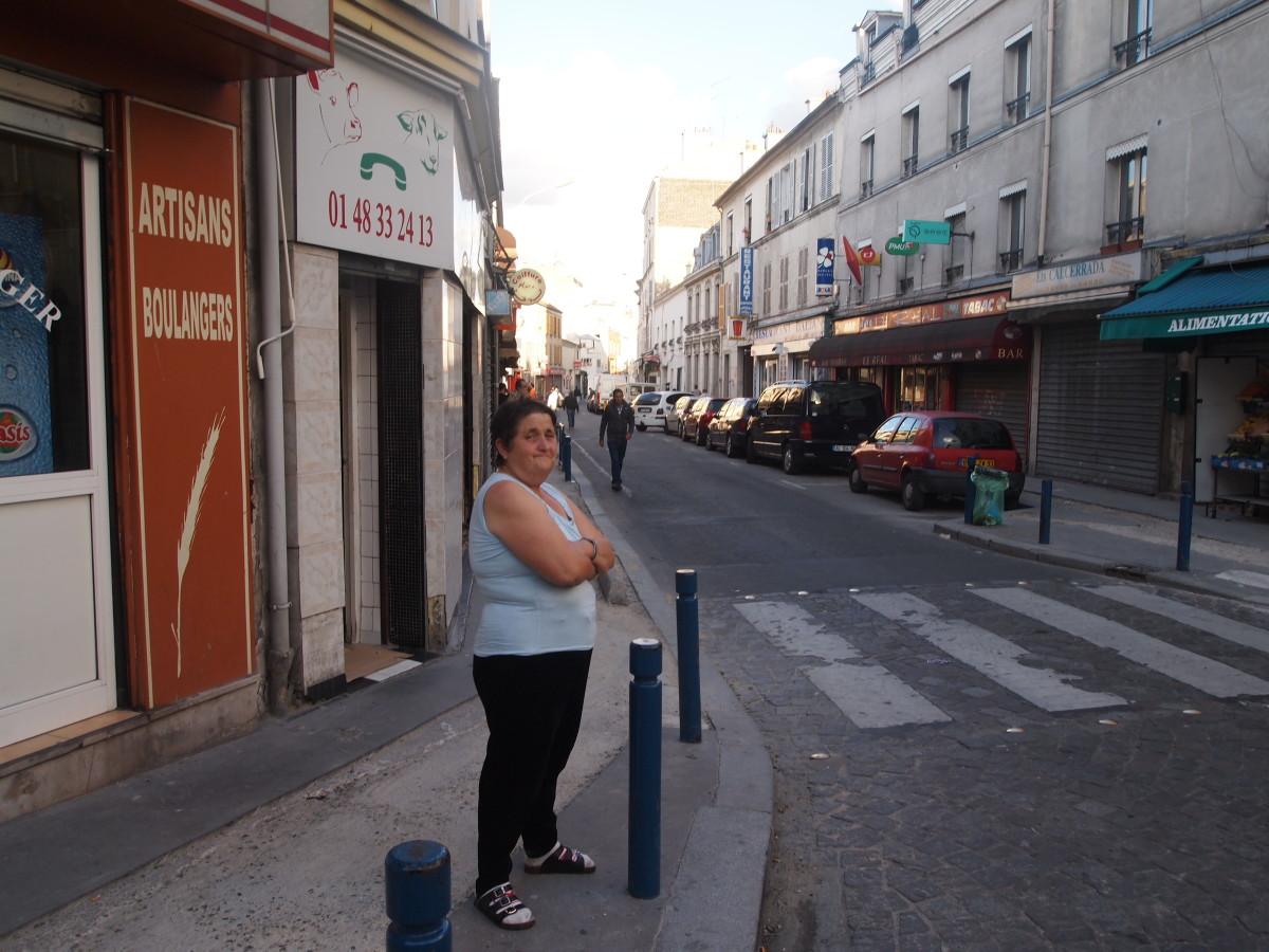 Rue du Moutier