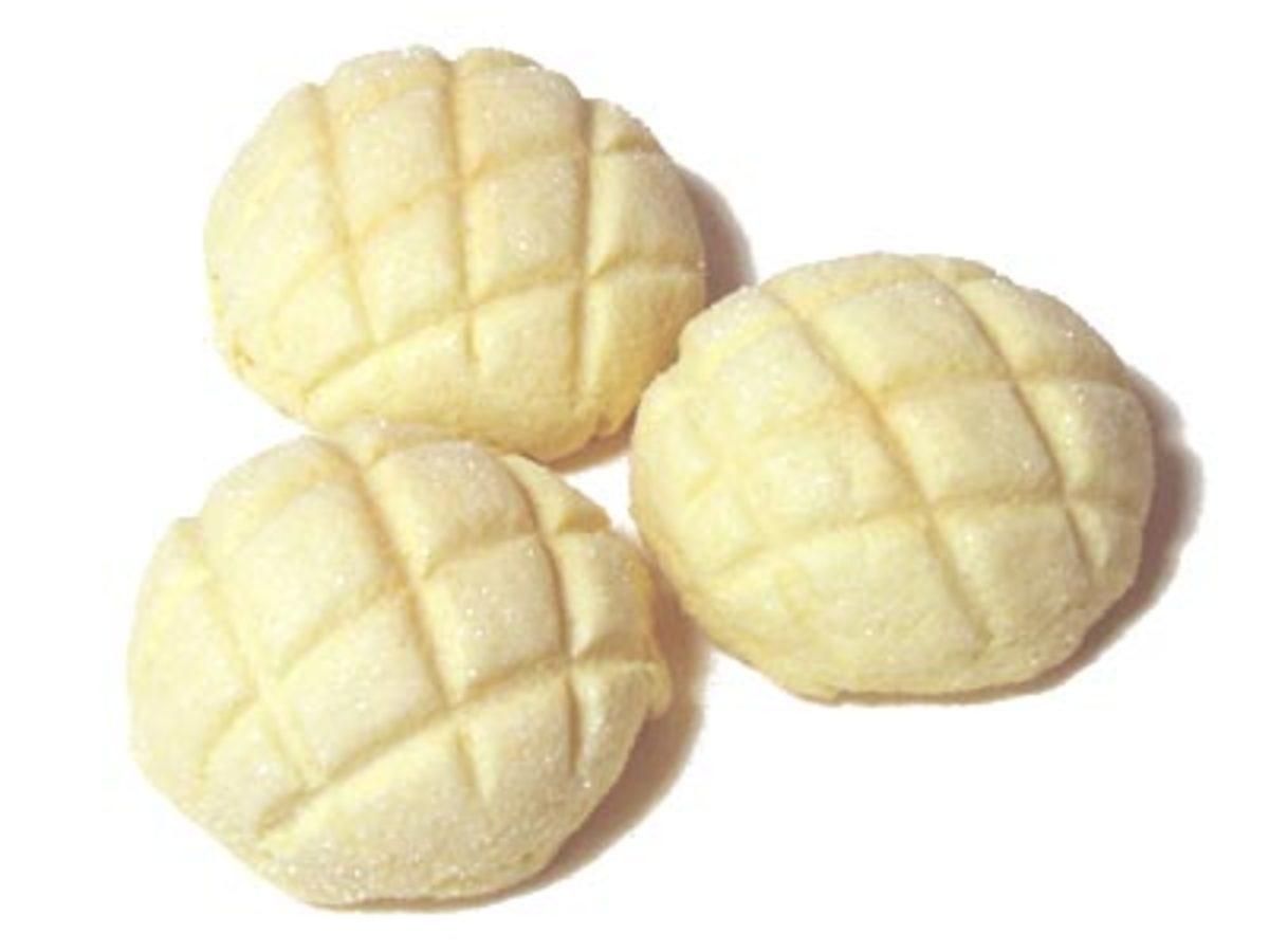 Soft Melon Bread