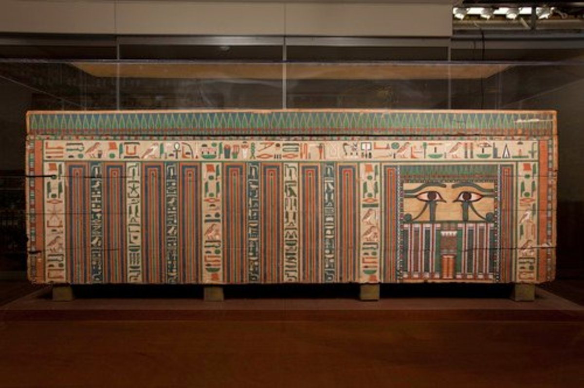 Middle Kingdom Coffin
