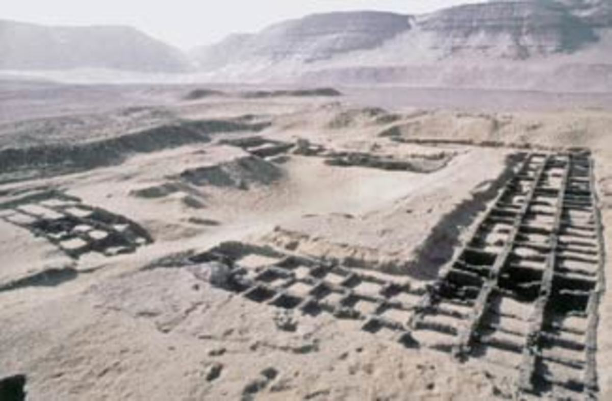 Early Abydos Cemetery