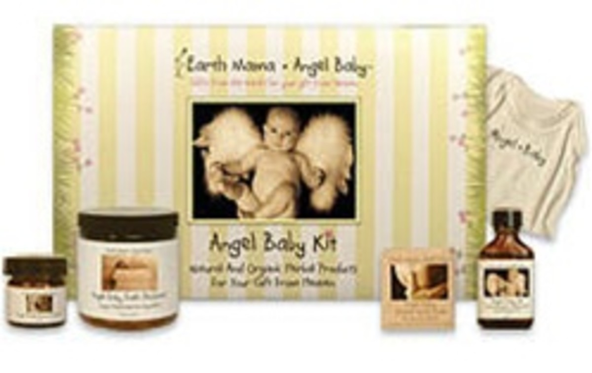 Earth Mana Angel Baby - Angel Baby Kit