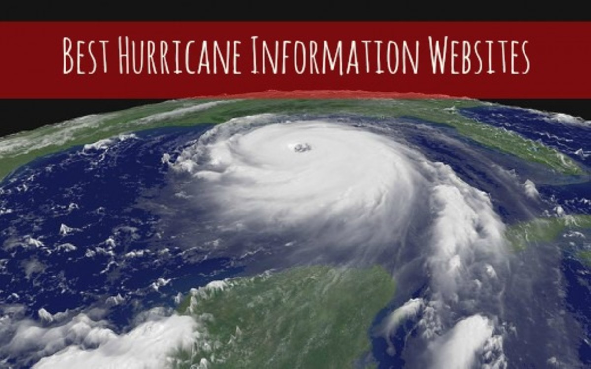 Best Websites for Hurricane Information