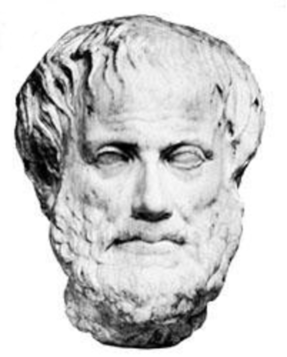 Aristotle (384 – 322 B.C.E.)