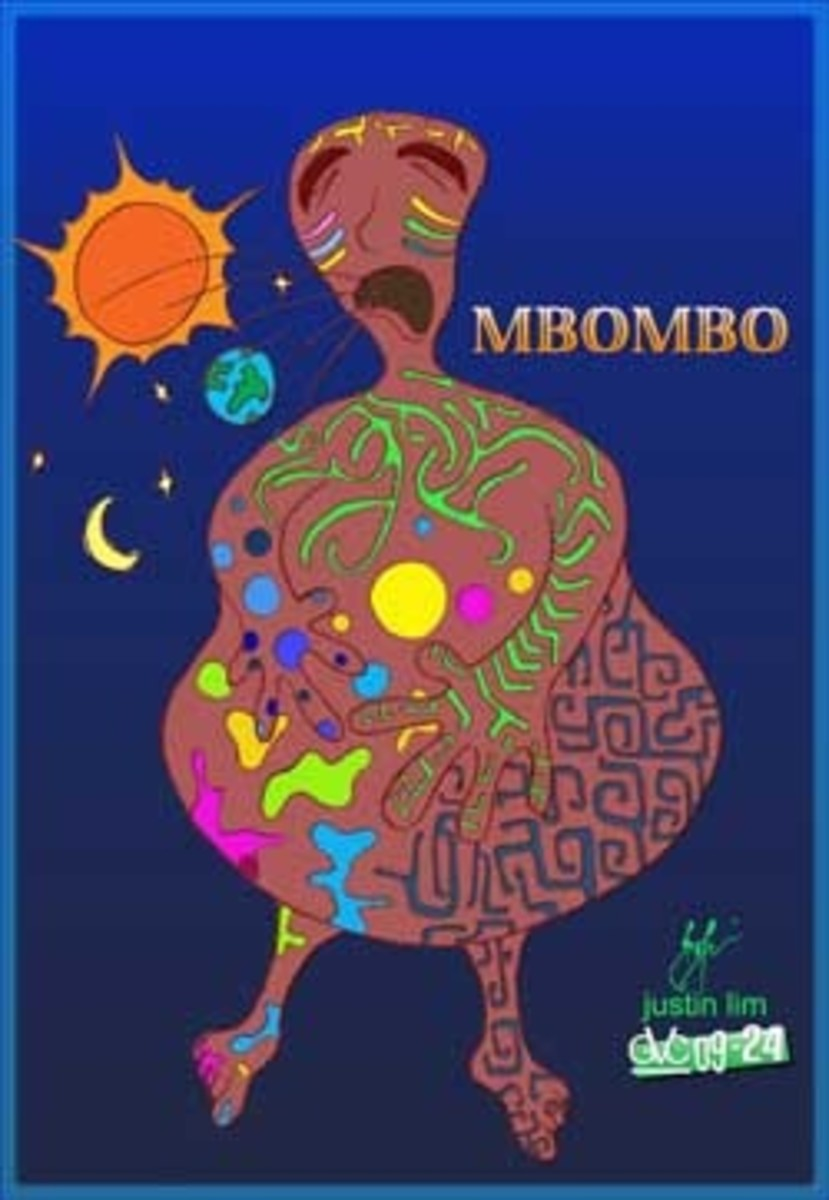 Obscure Deities: Bumba, the African God of Vomit