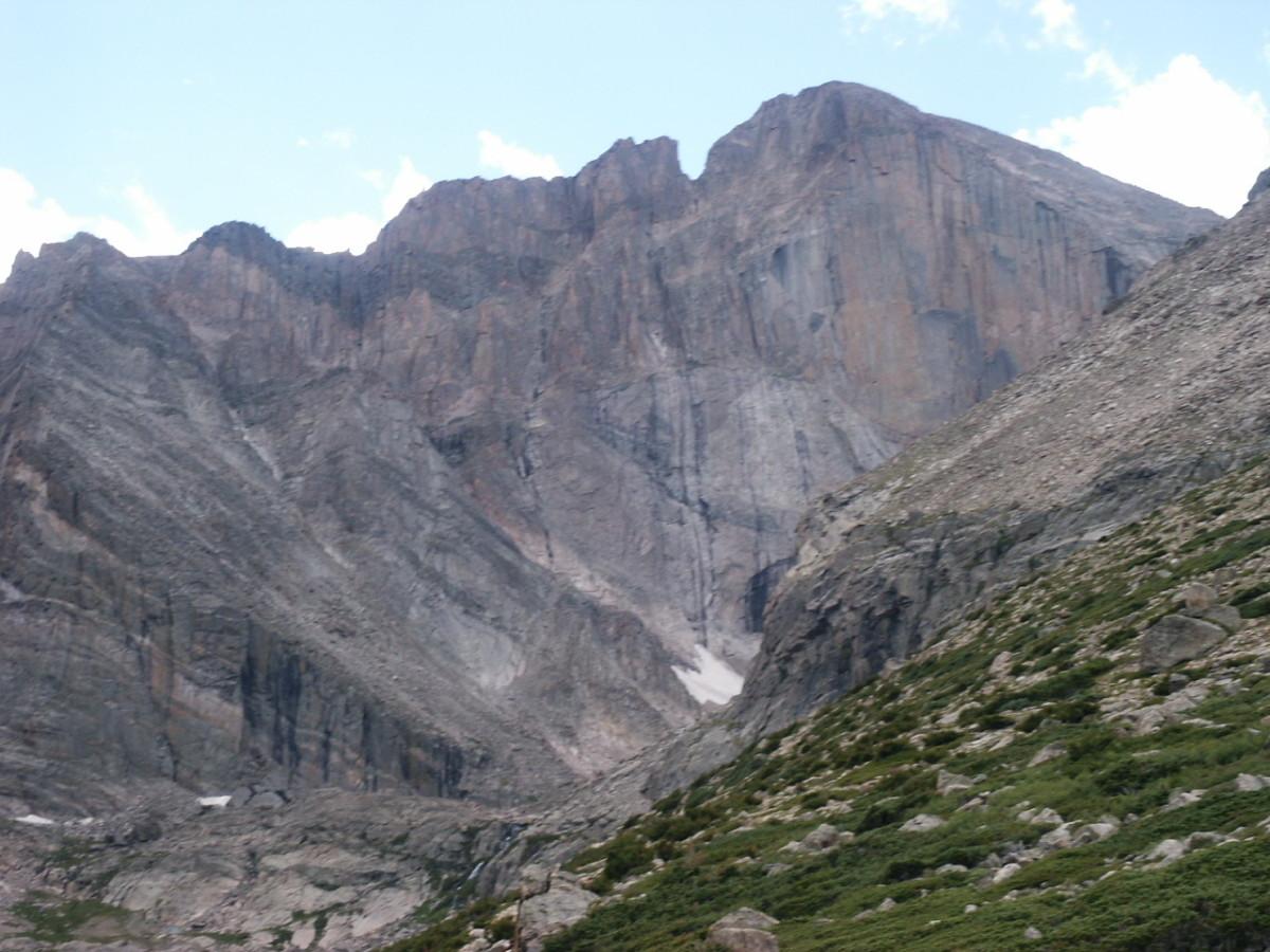 Climbing Colorado Fourteeners