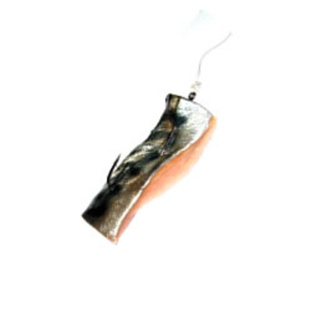 Mackerel baited hook