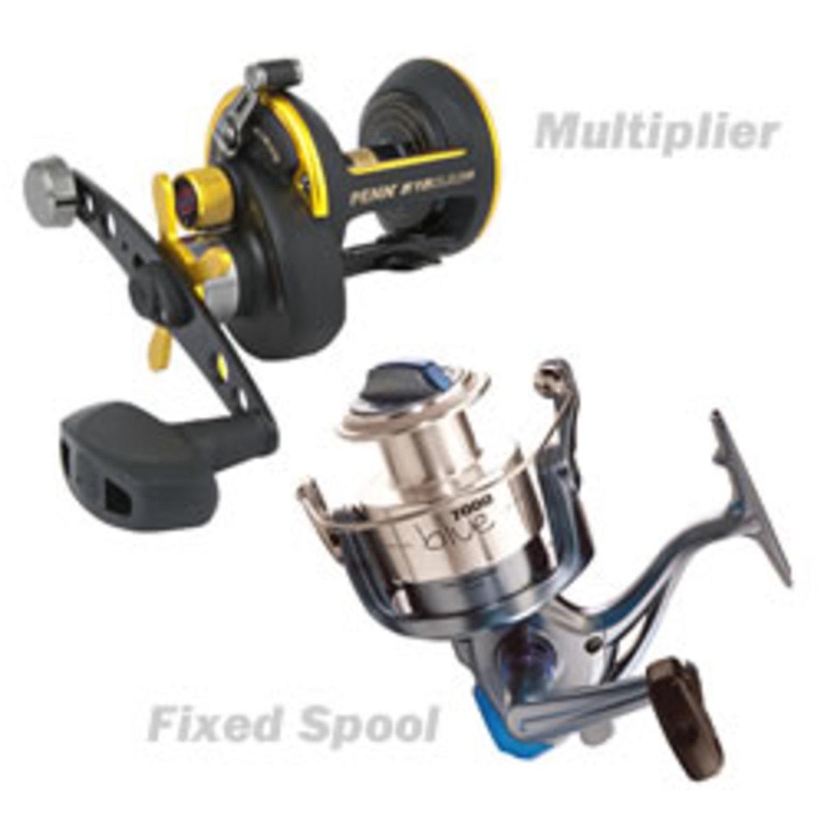 Multiplier or Fixed Spool Reel?