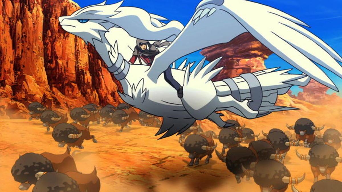 Pokémon the Movie: Black—Victini and Reshiram and White—Victini and Zekrom