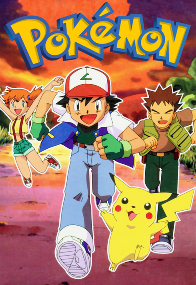 First Official Poster of Pokemon Series