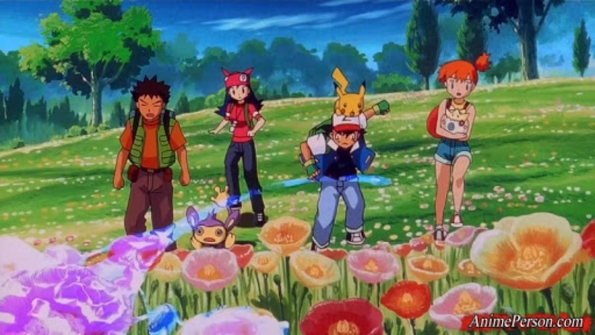 Pokémon: Spell Of The Unown