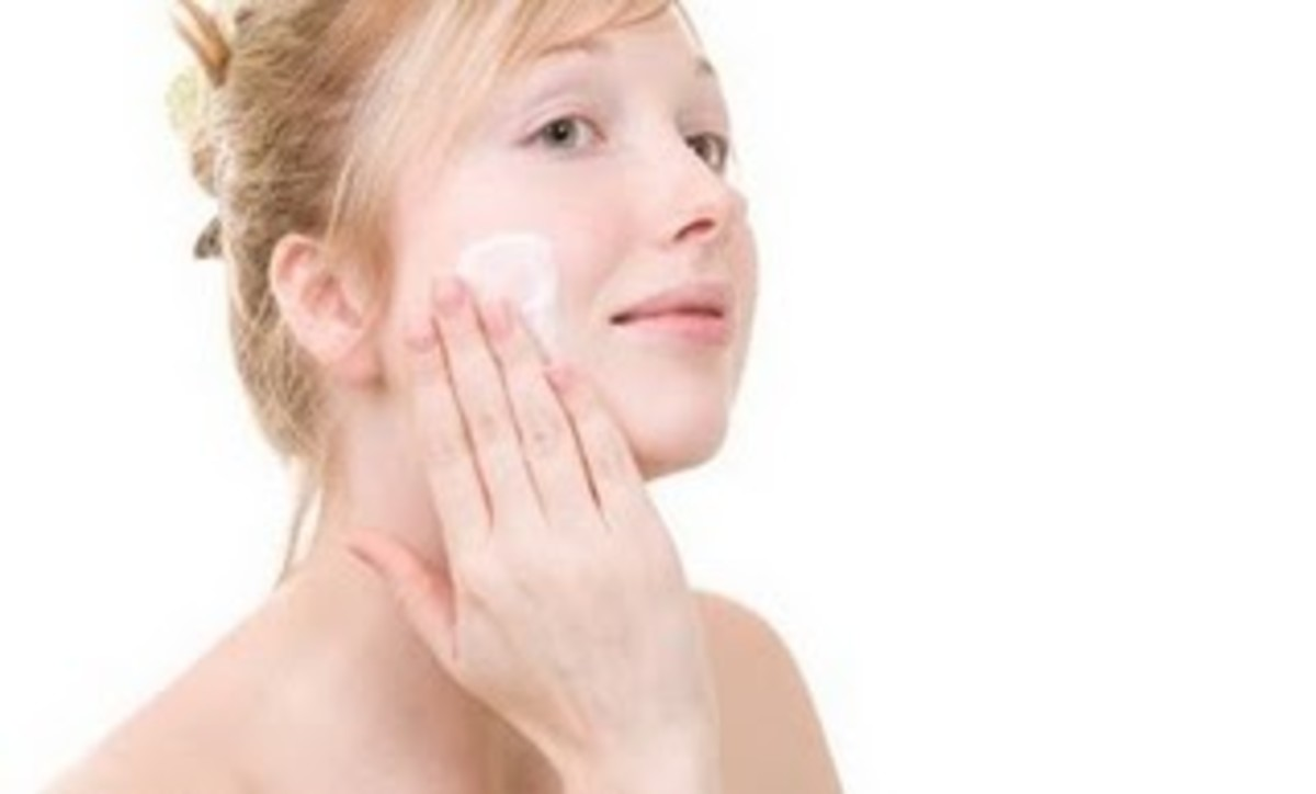 Epsom salt helps control oily skin