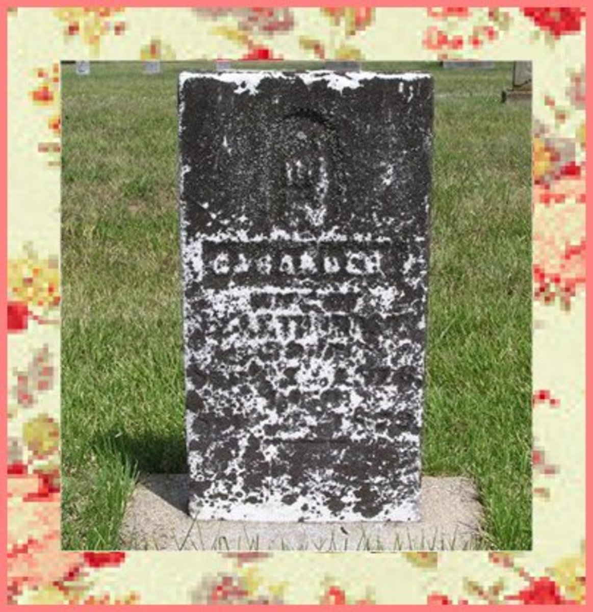 Cassandra Thomason Grave