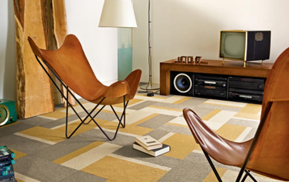 Carpet squares are a versatile flooring solution