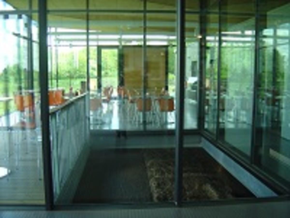 Cassinomagus brand new visitor centre
