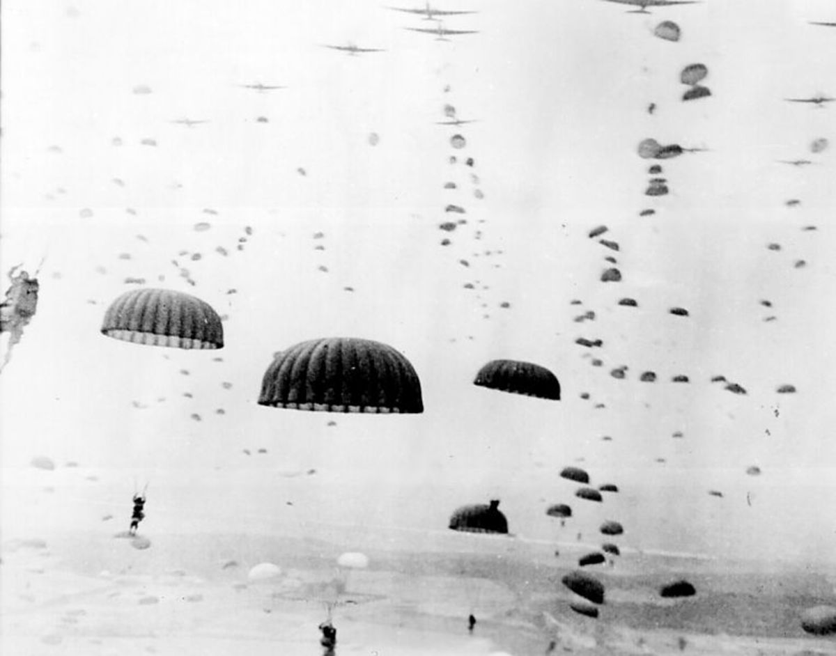 Allied Paratroopers
