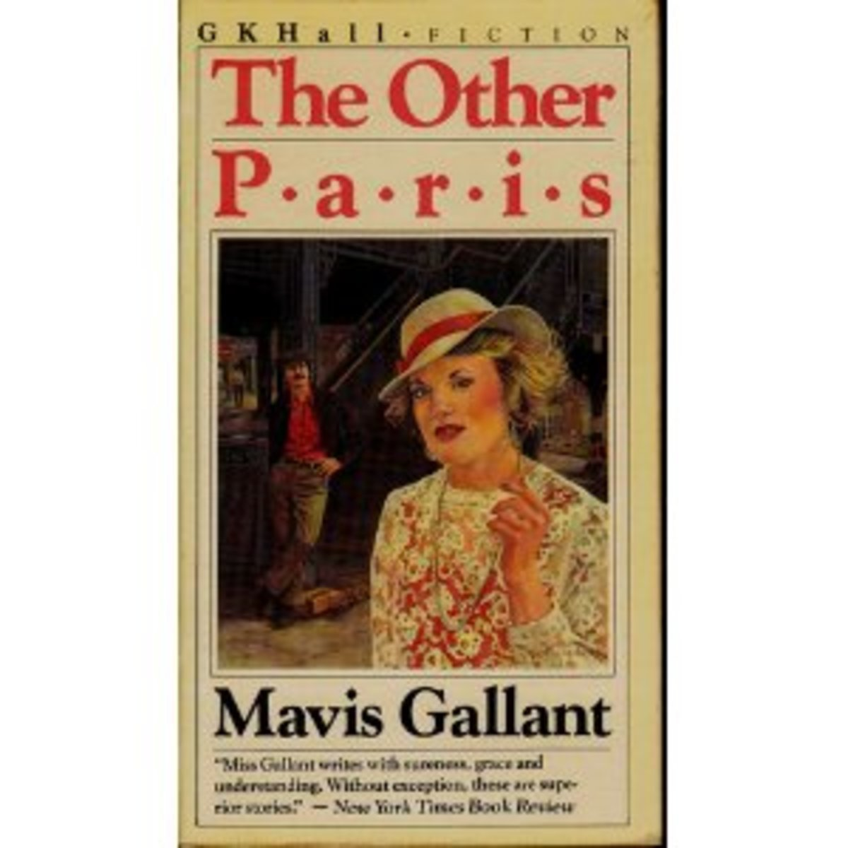 """an analysis of marriages in the other paris a short story by mavis gallant The other paris - mavis gallant prose analysis there are many areas of  in  mavis gallant's """"the other paris,"""" a comment on society's expectations  carol  has her """"helpful college lectures on marriage"""" to learn the """"true basis for  short  url."""