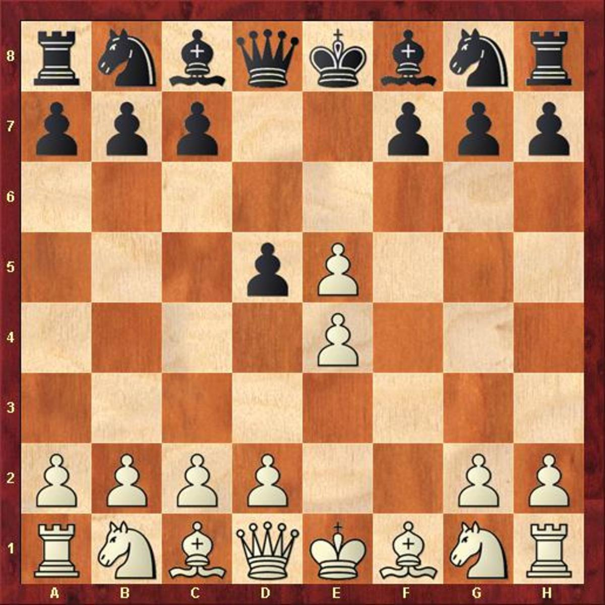 Black to play after 3. fxe5??