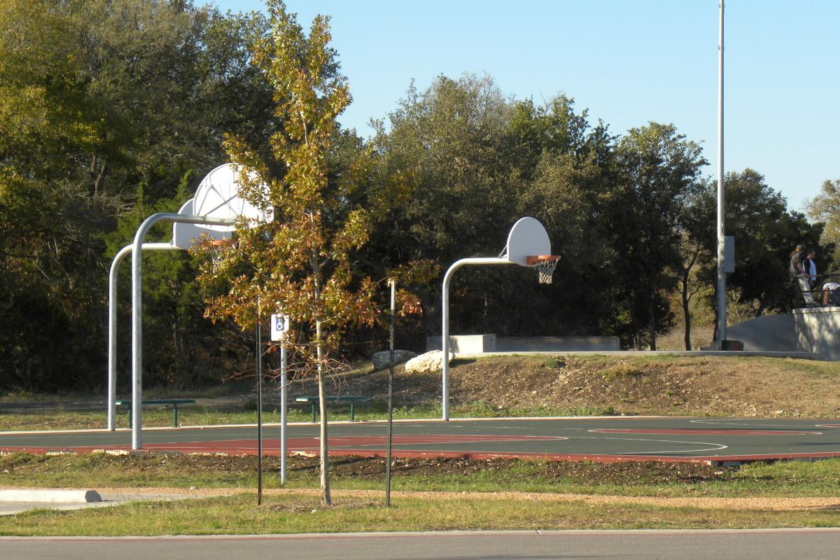 Brushy Creek Sports Park Basketball Courts  - Cedar Park TX